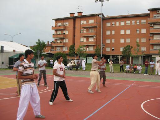 Volley settjmana calderarese