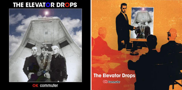 The Elevator Drops -- OK Commuter
