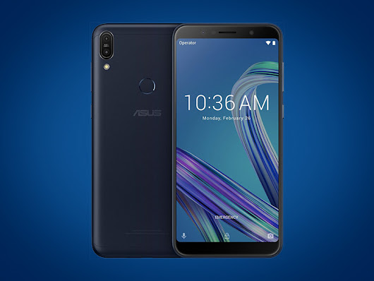 ASUS ZenFone Max Pro M1 3/32GB is now available in the Philippines - Technobaboy Philippines