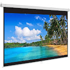 "Best Choice Products 119"" Pull Down Manual Projector Screen"