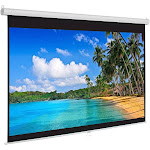 """Best Choice Products 119"""" Pull Down Manual Projector Screen"""