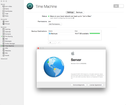 OS X Server 5.0 out now for El Capitan, free upgrade for Yosemite users