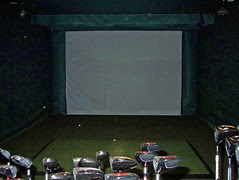 Golf Simulator- PGA Golf Superstore, Roswell, GA