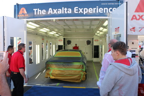 Take the Axalta Challenge at Automechanika | Business Wire