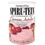 Cherries Jubilee SPIRU-TEIN Shake by Nature's Plus 2.1 lbs