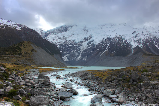 The Spectacular Hooker Valley in New Zealand - Margarita Sunset
