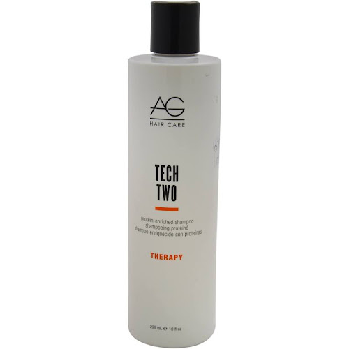 AG Hair Cosmetics Tech Two Protein-Enriched Shampoo - 10 fl oz bottle