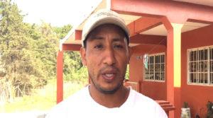 Tomas Gómez, coordinador del Copinh