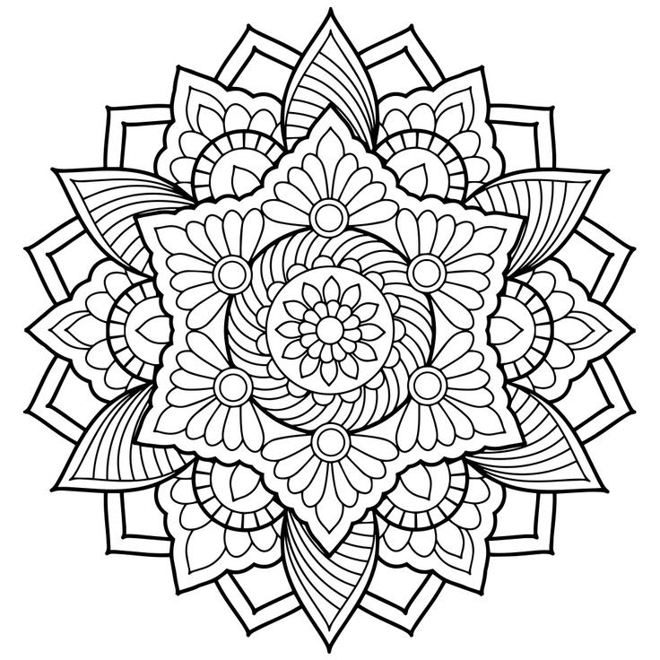 Fun Printable Coloring Pages For Adults at GetDrawings ...