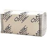Classic 899999 C-fold Paper Towel, White, 240