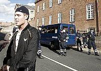 Terror suspect released in Odense