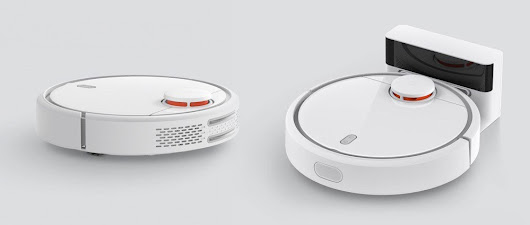 Xiaomi Mi Robot Vacuum Is The Powerful Robot Vacuum Ever