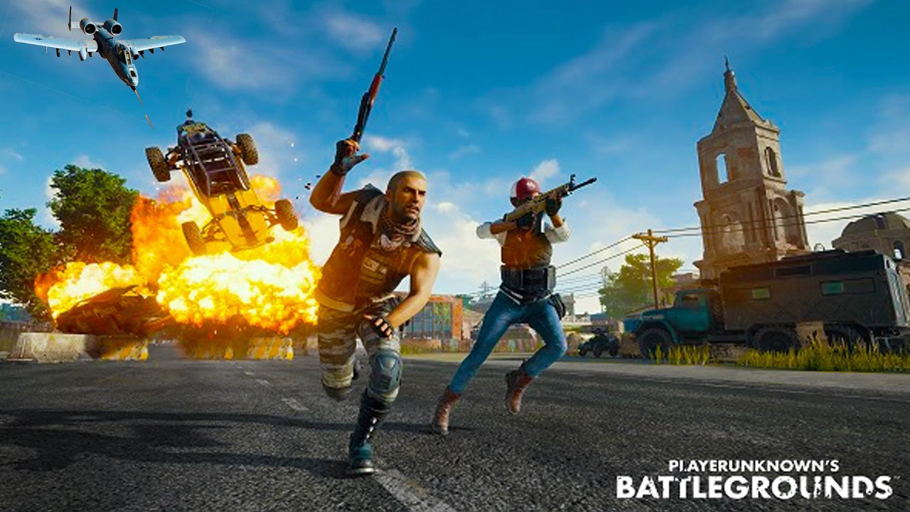 PlayerUnknown's Battlegrounds is gunning for Valve's biggest titles screenshot