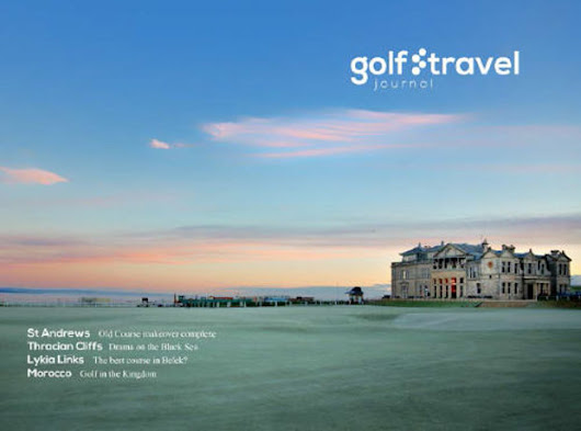 New Magazine Targets Golfing Globetrotters «  Golf Business News