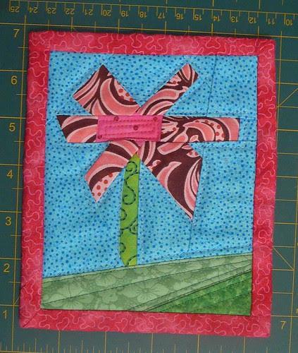 Mini Flower Quilt
