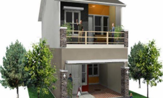 9900 Koleksi Gambar Desain Rumah Minimalis 2 Lantai Sederhana HD