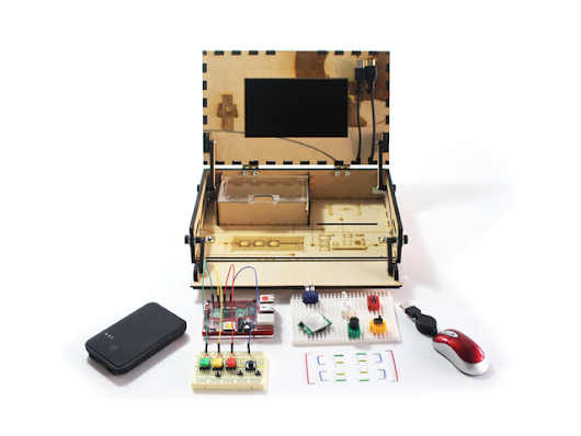 Piper: a Minecraft Toolbox For Budding Inventors by Piper — Kickstarter
