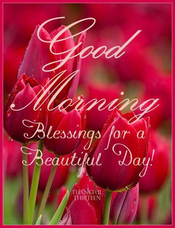 Goodmorning Blessings For A Beautiful Day Goodmorningpicscom