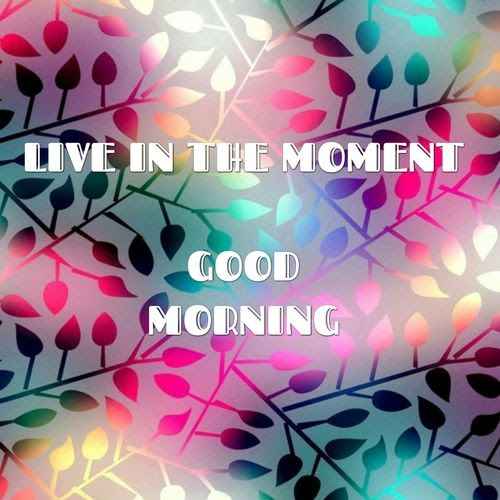 Live In The Moment Good Morning Pictures Photos And Images For