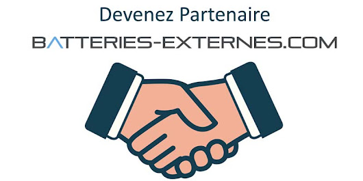 Partenariat, Affiliation Amazon avec Batteries-externes.com