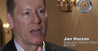 Jan Harzan - Diretor Executivo eleito da MUFON