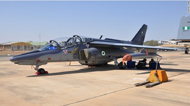 Innoson Making Fighter Jet Parts - CNN