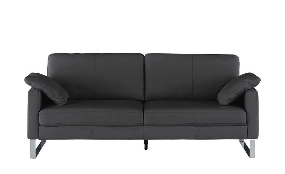 Einzelsofa | Schwarz, 3-Sitzer - Bei Möbel Kraft online kaufen