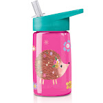 Crocodile Creek Tritan Drinking Bottle Hedgehog