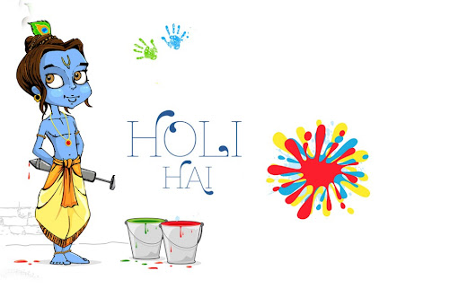 Happy Holi Images, Holi Wishes Greetings 2018 - WishBae