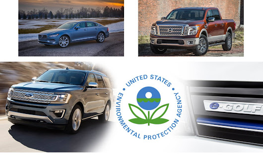 Episode #13 – 2018 Ford Expedition, Executive Orders and Abolishments, VW shifts away from diesel