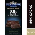 86% Cacoa Midnight Reverie Chocolate Bar 3.5 oz.
