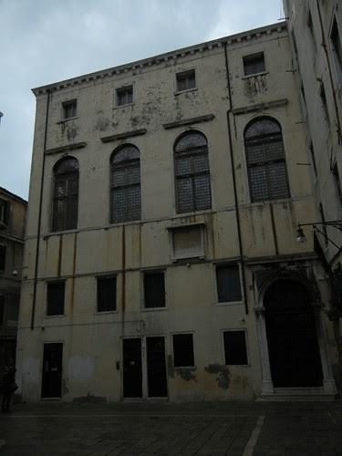 DSCN2085 _ old Synagogue, Venezia, 14 October