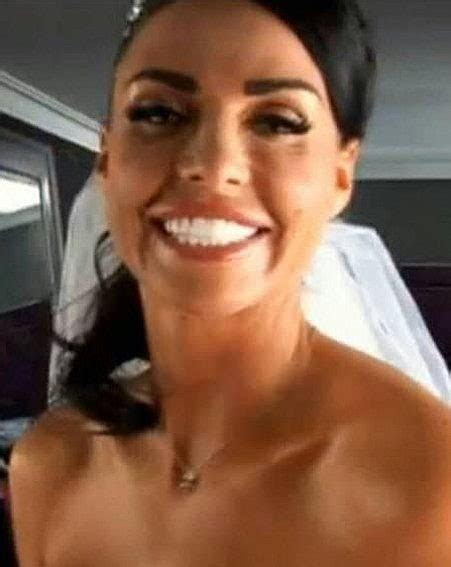 Katie Price and Alex Reid's wedding plans made for great