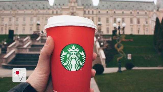 The New Starbucks Holiday Drink Is Not What You're Expecting