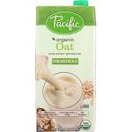 Pacific Foods: Organic Oat Dairy Free Original Beverage, 32 Oz