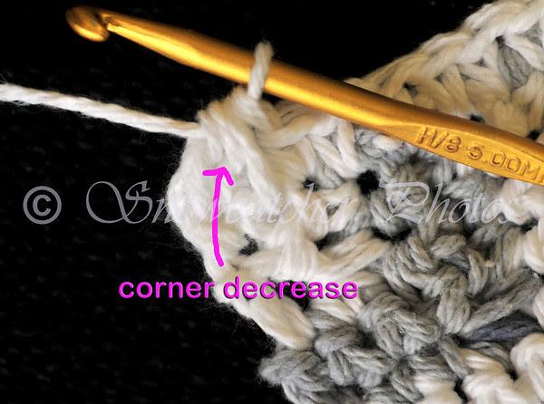 corner decrease
