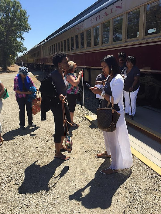 Black women 'humiliated' after getting kicked off Napa Valley Wine Train