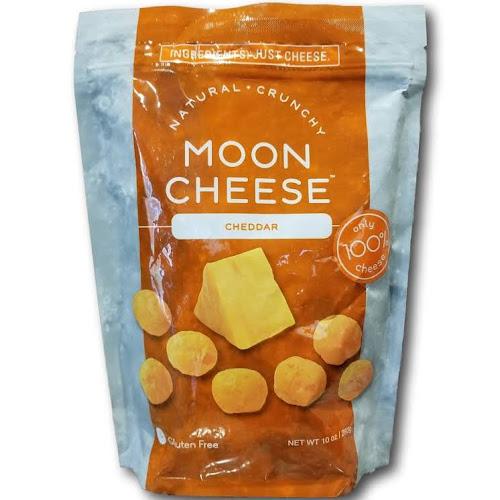 Moon Cheese Cheddar, 10 oz