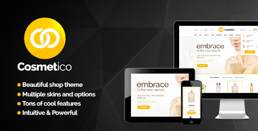 Cosmetico - Responsive eCommerce WordPress Theme (Retail) - Free Download Center