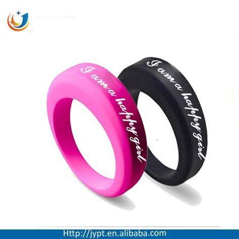 Custom Silicone Wedding Finger Ring   Buy Silicone Wedding
