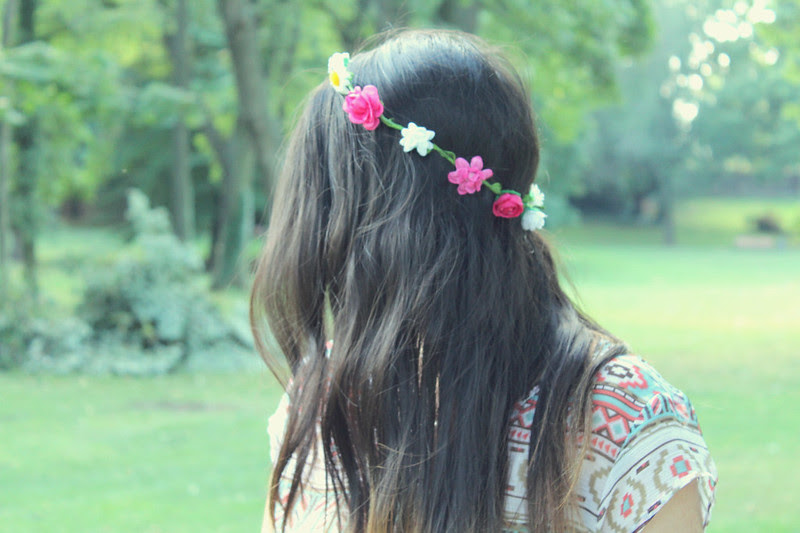 Flowers in my hair #4