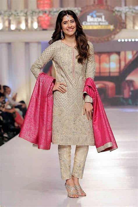 Sana Abbas Collection at TBCW 2015   fashion   Pakistani