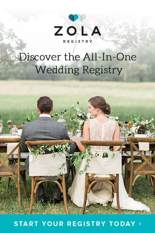 Creating Your Wedding Registry, Tips for Modern Couples Getting Married