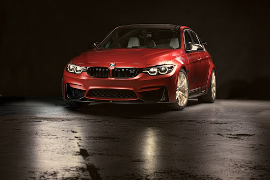 BMW M3 30 Years American Edition one-off launches at SEMA