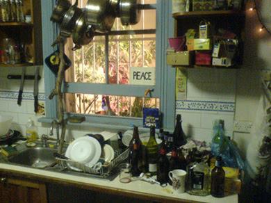 peace kitchen