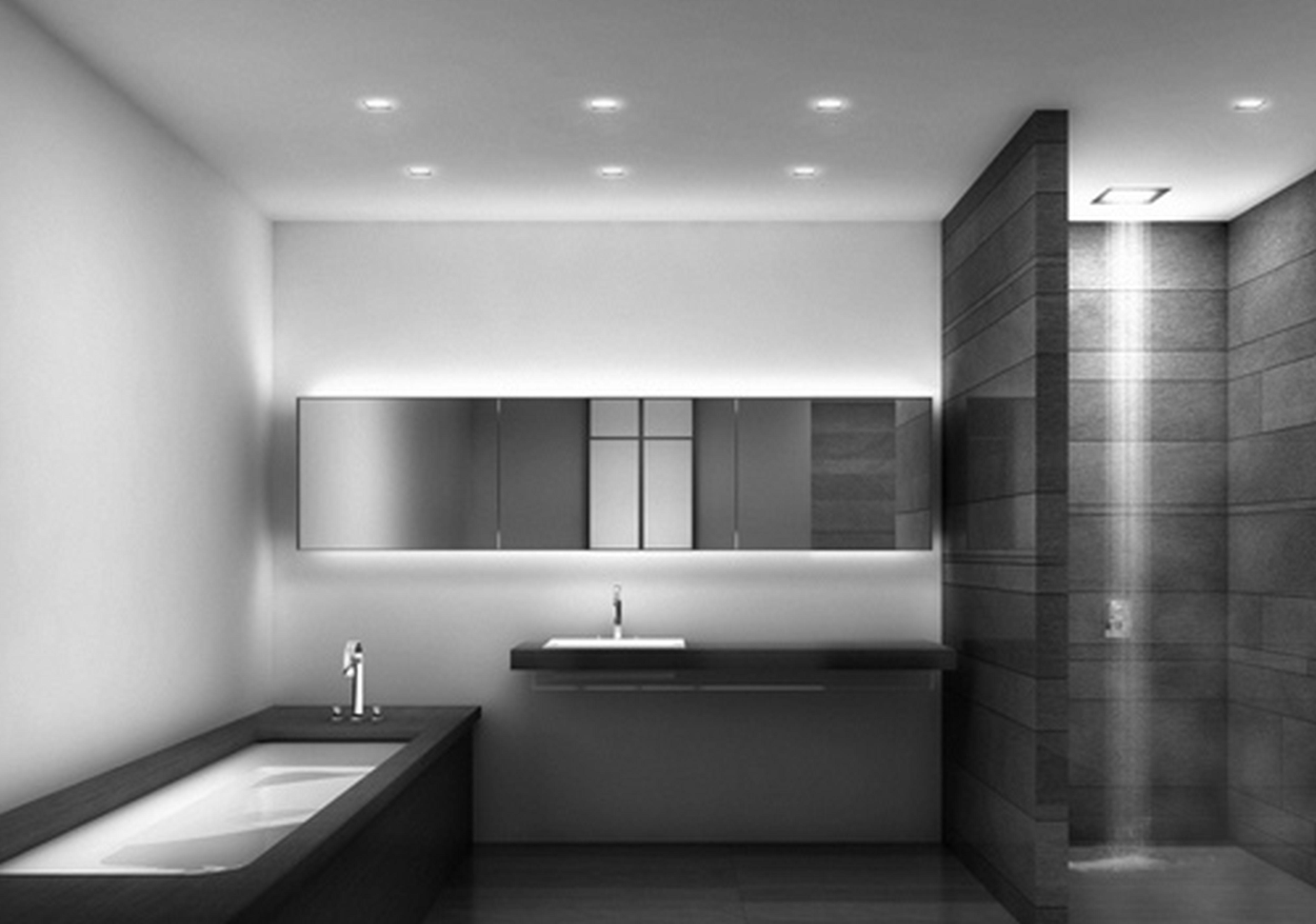 Trendy And Latest Contemporary Bathroom Designs - Interior ...