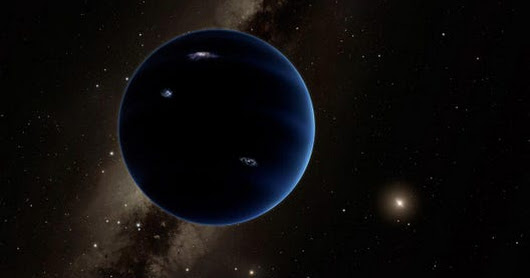 Astronomers Want To Look For Planet X In Big Bang's Cosmic Glow