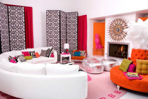 Ideas Para Decorar La Sala Con Las últimas Tendencias 2013 Sala