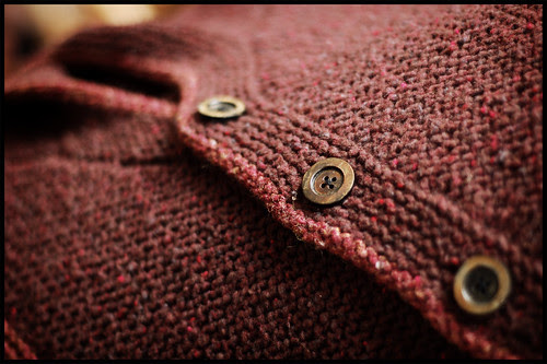 Adult Tomten Jacket - Buttons