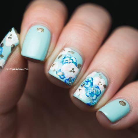 17 Best ideas about Blue Wedding Nails on Pinterest   Navy